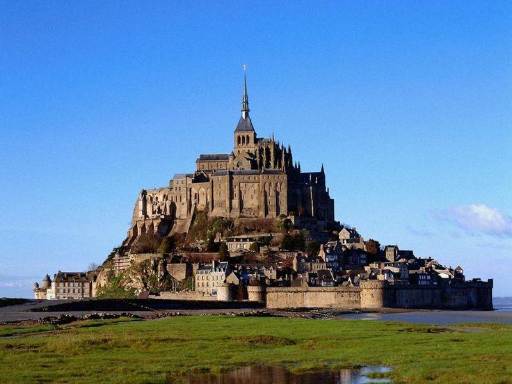 Mount Saint Michael, France
