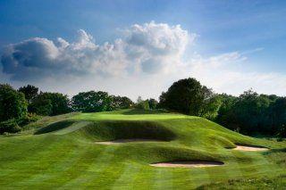 King Course a Gleneagles, Perthshire Ecosse