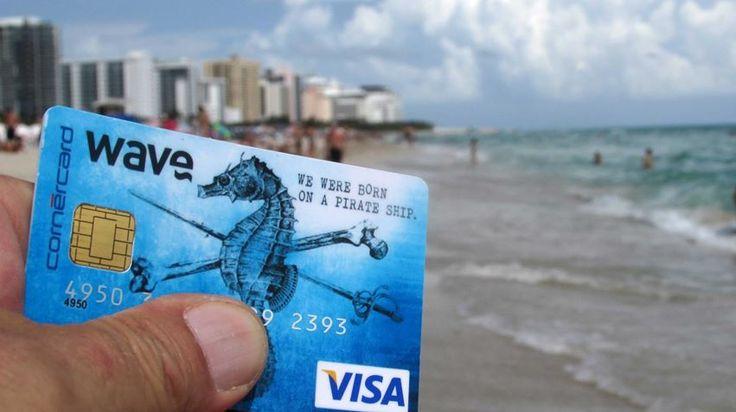 Unser Mann in Miami... Thomas Hulliger on the beach nach den REGAL-Bootstests. Und die coole WAVE Kreditkarte ist immer mit dabei!  http://ift.tt/2cNPrhY