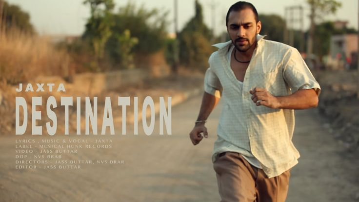 Jaz Buttar - Destination [ Official Video ] Latest Punjabi Rap Songs 2015