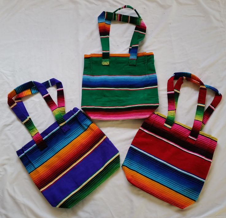 Serape Bags $25ea See Milly Rose's facebook page for price & availability. If you wish to purchase Private Message us via facebook.