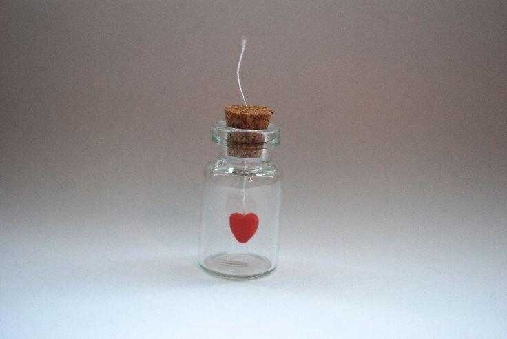 hartje in een flesje - www.merulala.nl
