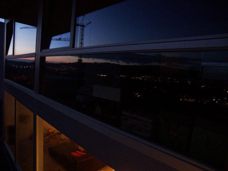 Fassade by night