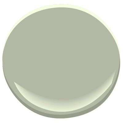 Hc 114 saybrook sage paint colors hue and living rooms for Benjamin moore light green