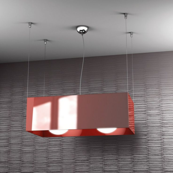 lampadario led : un lampadario dal design moderno illuminato da due lampade led a globo