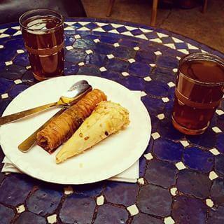 Le salon de thé de la Grande Mosquée de Paris | 25 plans pour manger bien et pas cher à Paris