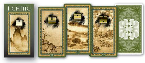 ORACULO Tarot I Ching (64 Cartas), Tienda Esoterica | Productos Esotericos Online