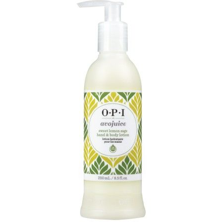 Avojuice Sweet Lemon Sage Juicie 250ml - Avojuice - Hands & Feet - CARE | OPI UK