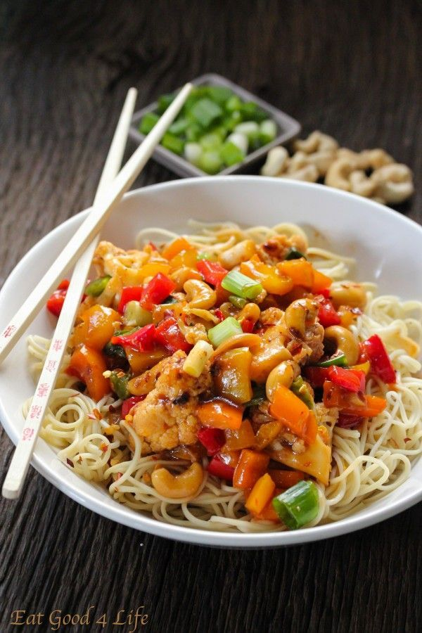 cauliflower kung pao. You will never order out this recipe again. This version takes 20 minutes and it is way healthier. You can also add different types of protein to it. #healthy #cleaneating