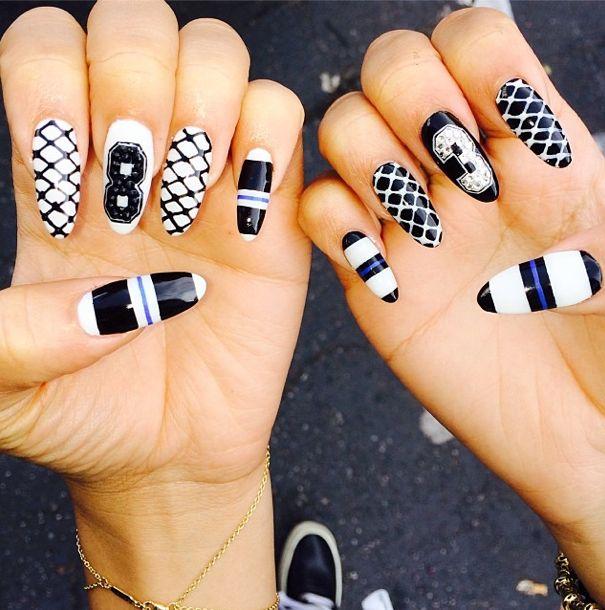 Photo: Zendaya's Nails December 2013
