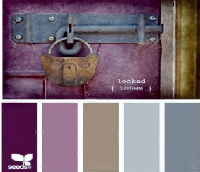 mooie kleuren voor interieur