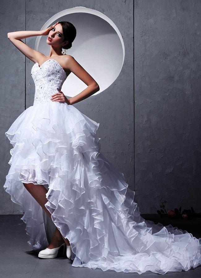 46 best Dress Ideas images on Pinterest | Bridesmaids, Red flower ...