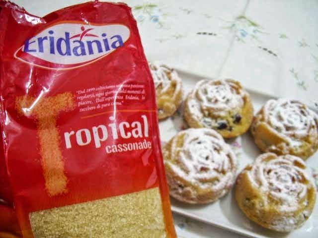 #Muffin ai mirtilli rossi - Bellissimi a forma di rosa *_* #ricetta