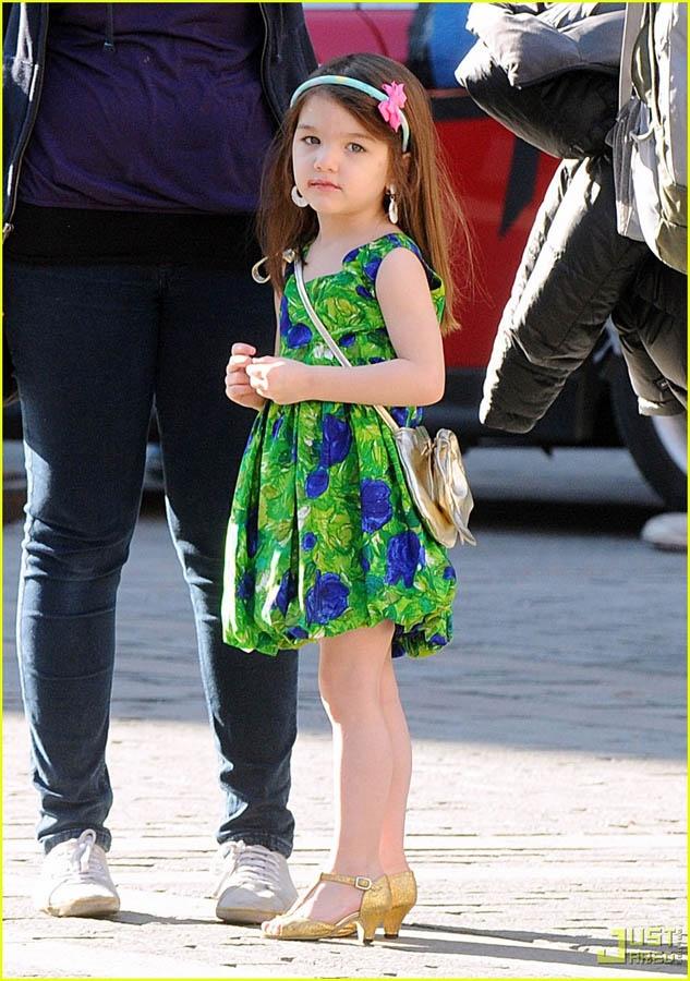 Little Blair Waldorf.  Suri