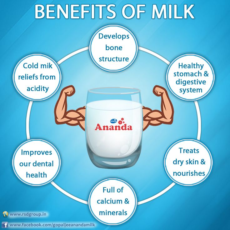 Benefits Of Drinking Lactose Free Milk