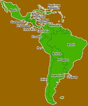 Latin America Ngo 98