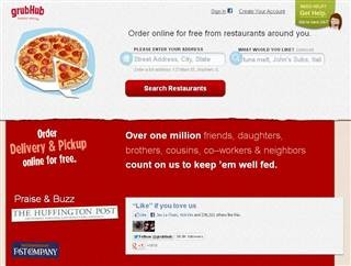grubhub merge with seamless Grubhub and seamless web are two  grubhub and seamless to form food delivery supercompany  the two companies announced their intent to merge.
