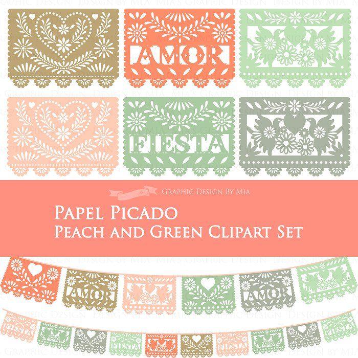 papel picado designs template - photo #46