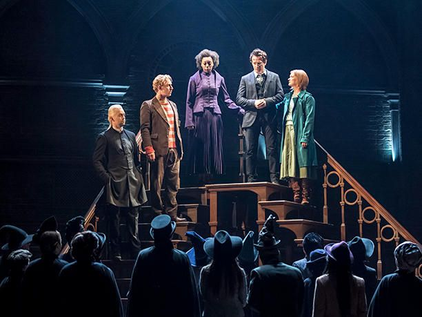 'Harry Potter and the Cursed Child': 22 Magical Photos