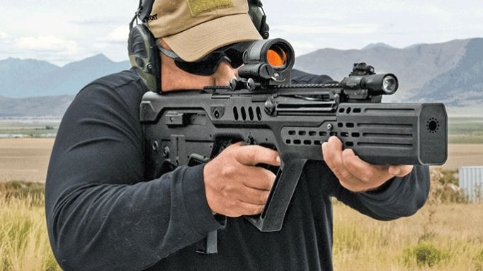 Silencing the Bull: RAT Worx's ZRX 9mm Tavor Suppressor