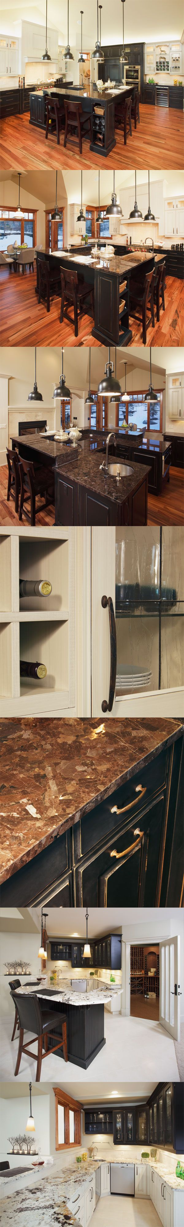 50 best two tone cabinets images on pinterest upper cabinets