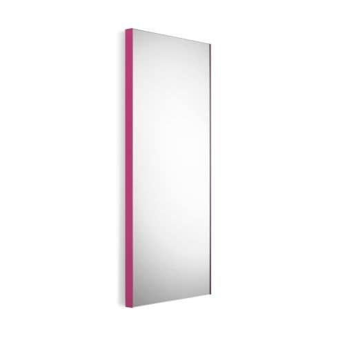 "WS Bath Collections Speci 5676 17-1/2"" x 39-1/2"" Rectangular Wall Mounted Framed Mirror (mirrored glass /"