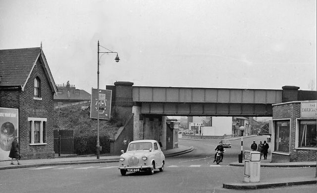 brockley cross 1950