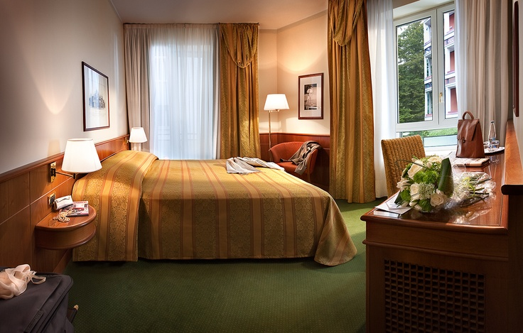 #Hotel Cavour #Milano: superior room