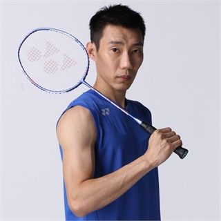 Lee Chong Wei, Malaysia's top male badminton player. Ranked world's no. 1 after winning the 2016 Indonesia Open.