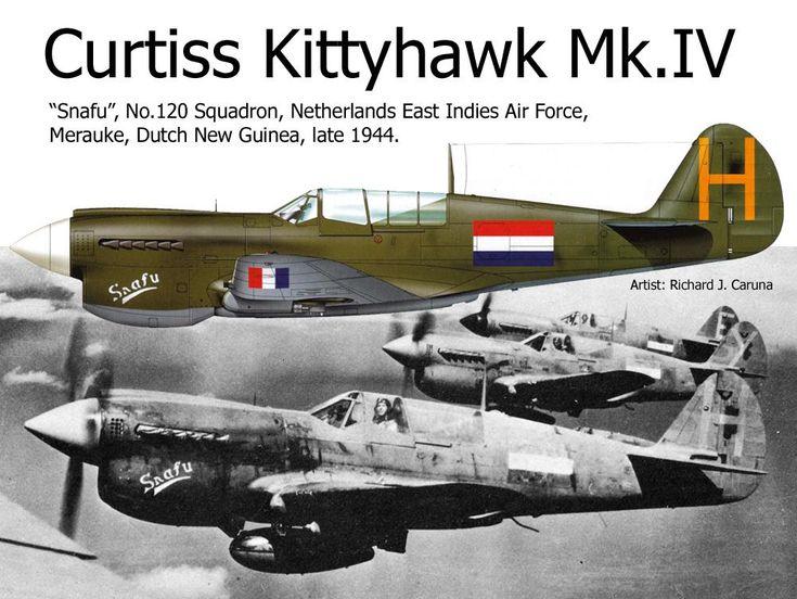 Curtiss Kittyhawk M.k.IV