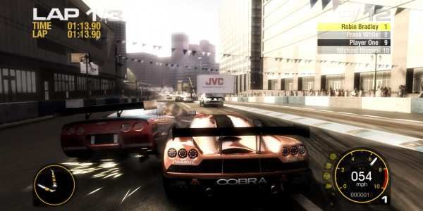 Race Driver GRID Reloaded - XBOX 360