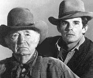 The Guns of Will Sonnet. Walter Brennan and Dack Rambo.1967-1969