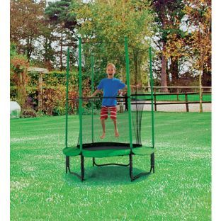 Buy Chad Valley 4ft My First Trampoline and Enclosure at Argos.co.uk - Your Online Shop for Trampolines and enclosures.