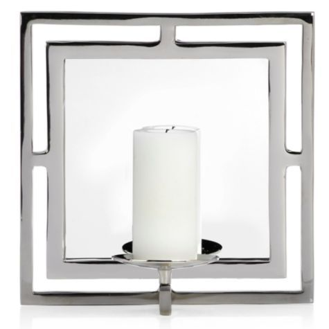 Preston Square Wall Sconce From Z Gallerie Mirrored Wall