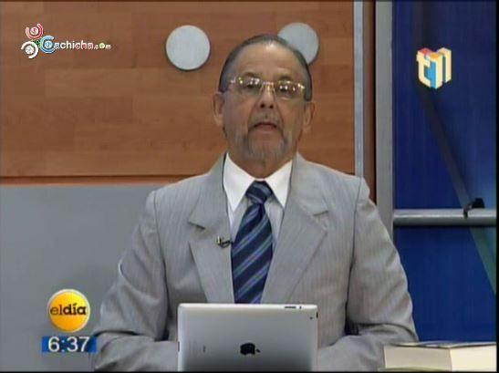 """Huchi Lora: """"El Tráfico De Venta De Terrenos En RD"""" #Video"""