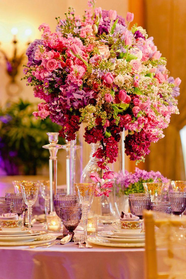 Easter Wedding Flowers Reception Flower Centerpieces