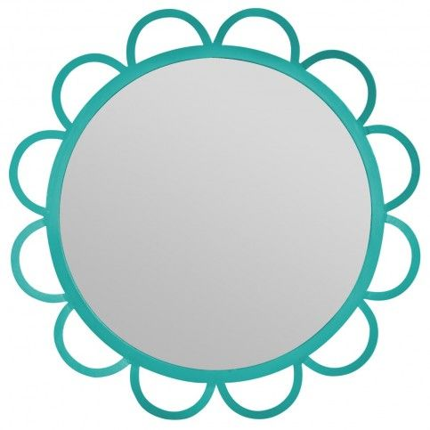 THE WELL APPOINTED HOUSE - Luxury Home Decor- Flower Design Wall Mirror