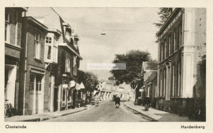 Het Oosteinde in Hardenberg. | Mijn Stad Mijn Dorp