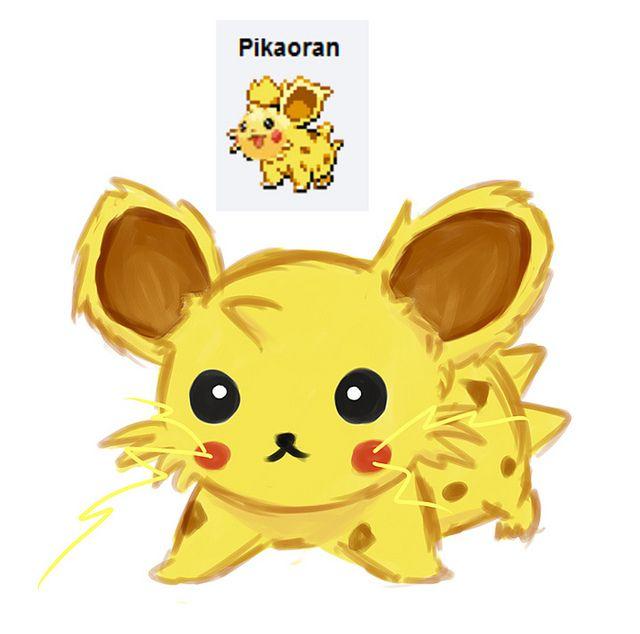 Best 25 pokemon fusion ideas on pinterest - Cute pokemon fusions ...