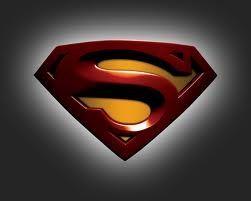 Superman is my favorite superhero!