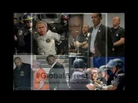 Roundop Alpha: #GlobalArrest of the World Government