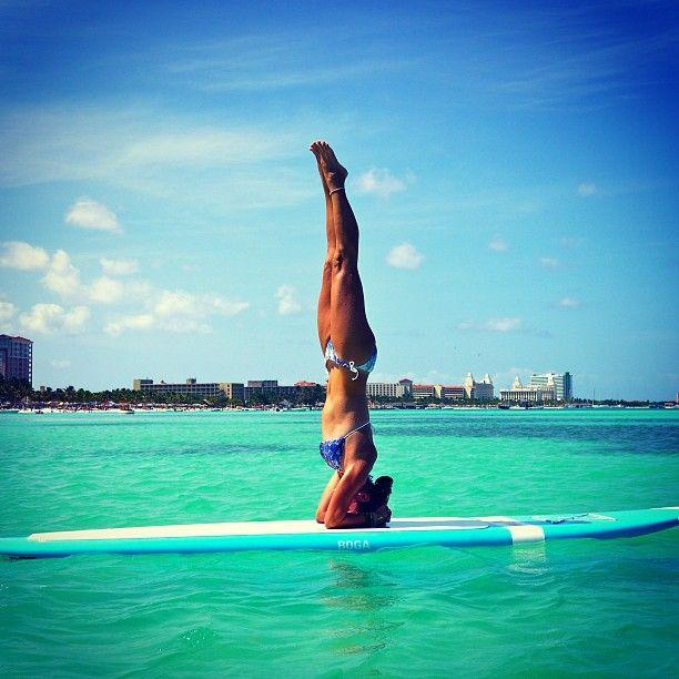 SUP-Yoga - Rachel Brathen