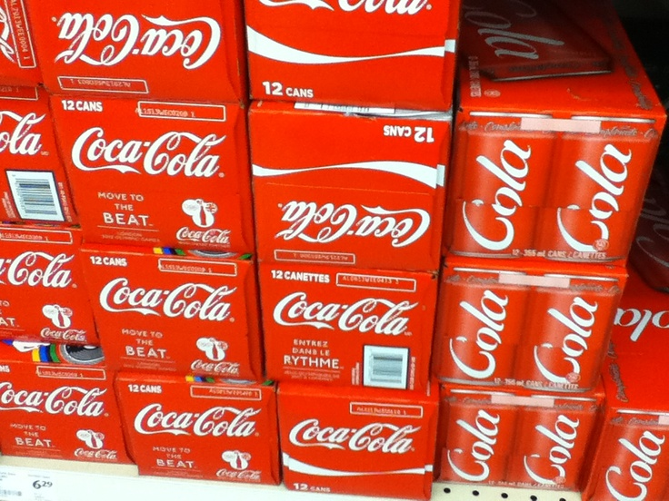 Knock off of Coca Cola wow...