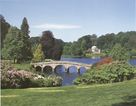 The ultimate Whig garden at Stourhead, England