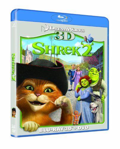 Shrek 2 3D [Blu-ray 3D  Blu ray] [2004] @ niftywarehouse.com #NiftyWarehouse #Shrek #Movies #Movie