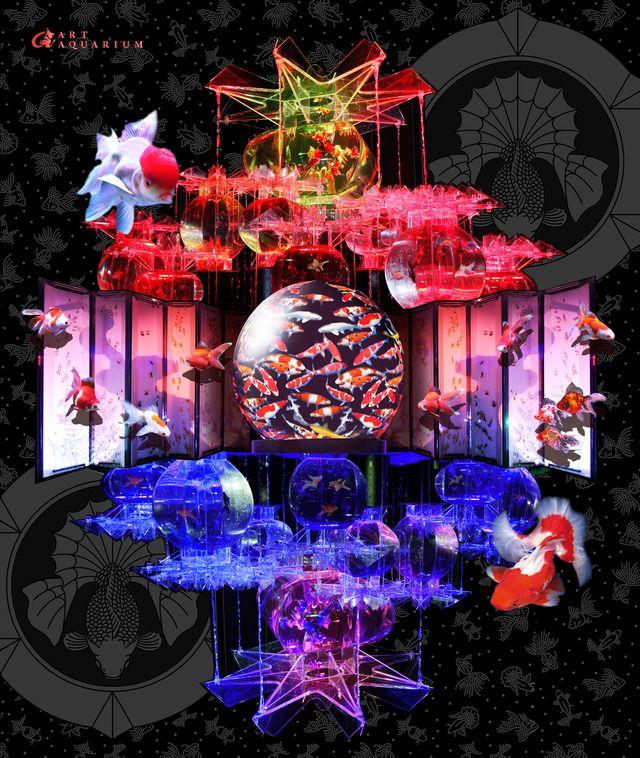 金魚に浴衣に風鈴、江戸の涼を日本橋全体で楽しむイベント開催