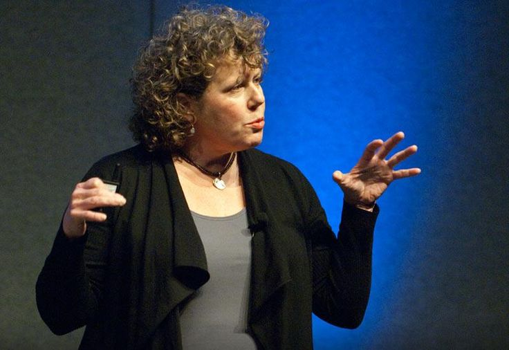 """Lisa Gansky, author of """"The Mesh,"""" talks about a future of business that's about sharing."""
