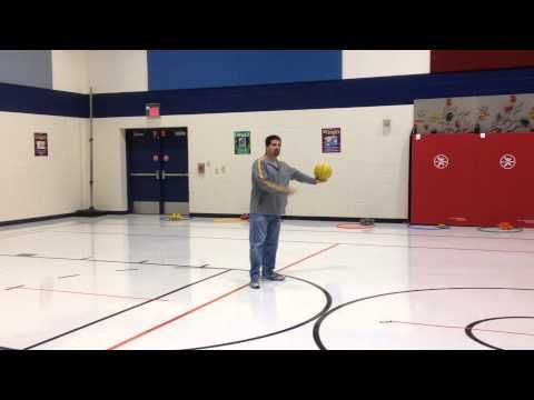 TeachPhysEd - Capture the Critters - YouTube
