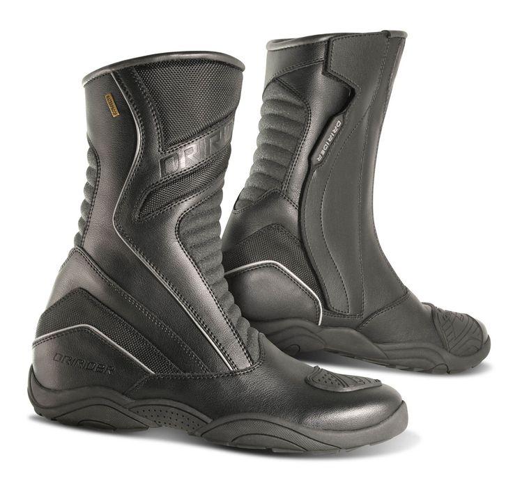 DriRider Reactor - Waterproof Mens Boot | The Helmet Warehouse $190