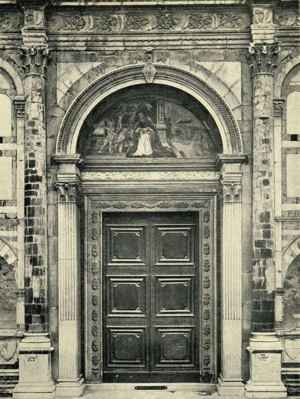 Флоренция. Церковь Санта Мария Новелла / 2